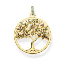 "Thomas Sabo ""Tree of love"" PE826-973-7"