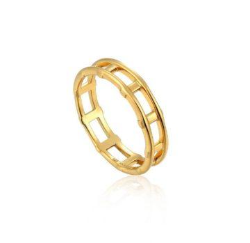 Ania Haie Modern Bar Gyűrű R002-02G