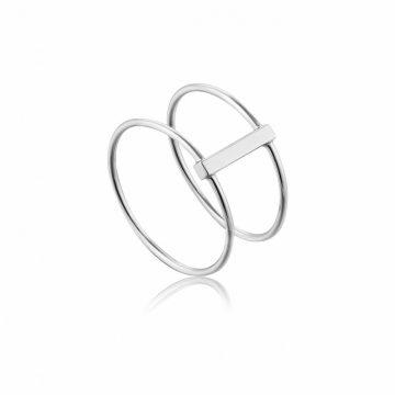 Ania Haie Modern Double Gyűrű R002-05H