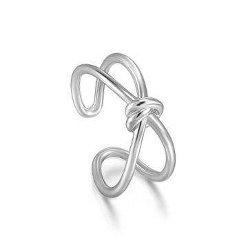 Ania Haie Knot Double band adjustable gyűrű R029-02H