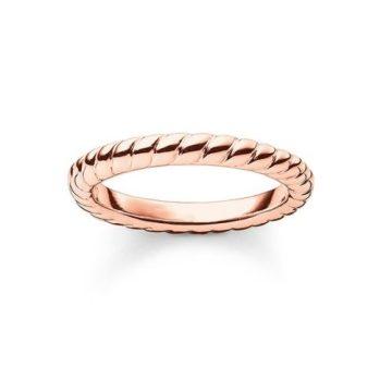 Thomas Sabo rose gyűrű TR1978-415-12