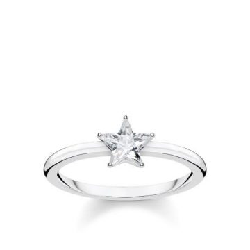 "Thomas Sabo ""sparkling star"" gyűrű TR2270-051-14"
