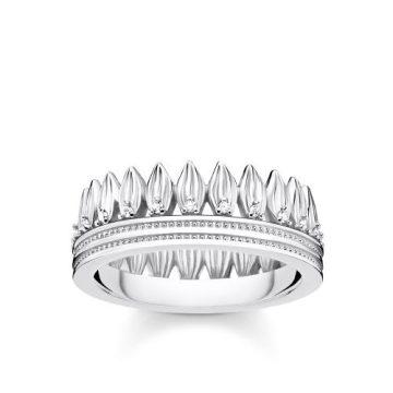 """Thomas Sabo """"leaves crown"""" gyűrű TR2282-051-14"""