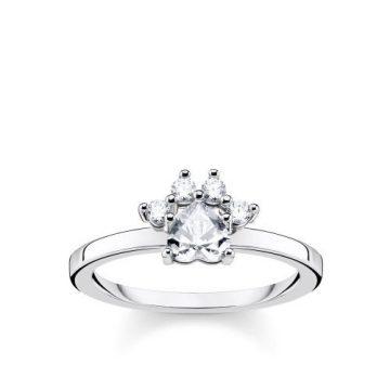 """Thomas Sabo """"paw"""" gyűrű TR2289-643-14"""