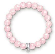 Thomas Sabo Rózsaszín charm karkötő X0191-034-9