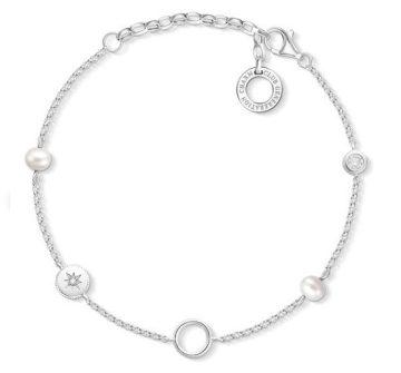 """Thomas Sabo """"pearls"""" charm karlánc X0273-167-14"""