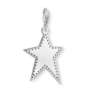 "Thomas Sabo ""silver star"" charm Y0041-637-21"